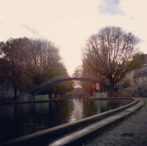 Parigi, Canal Saint Martin