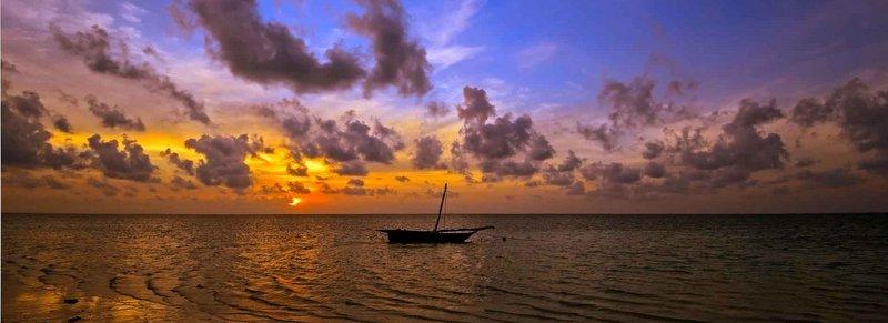 tramonto kenya